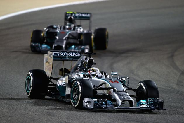 Formula 1's Latest Rumours and Talk: Mercedes Style, Driver Dieting and More