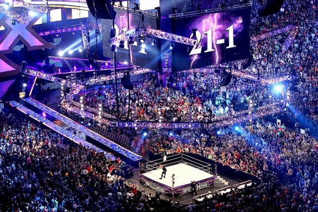 WWE WrestleMania 2014: Power Ranking Top 15 Moments from Flagship Show
