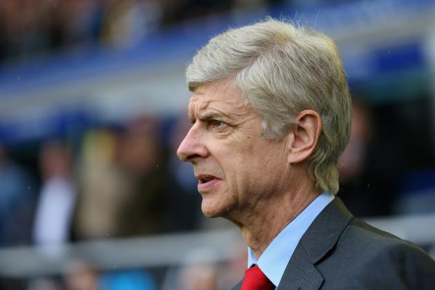 Arsenal Transfer News and Rumours Tracker: Week of April 7
