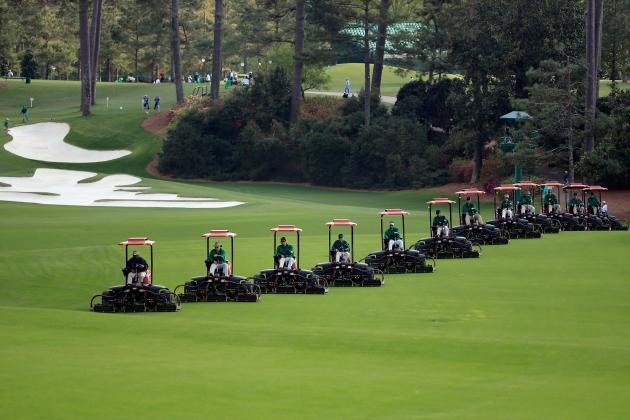 Masters Field 2014: Golfers to Watch on Day 1