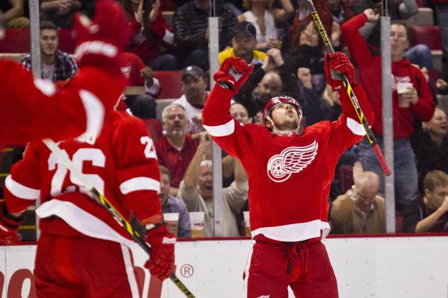 5 Keys for Detroit Red Wings to Finish Strong in 2013-14 NHL Regular Season