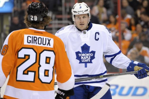 5 Keys for Toronto Maple Leafs to Finish Strong in 2013-14 NHL Regular Season