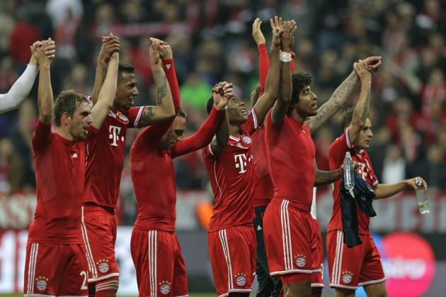 Bayern Munich vs. Manchester United: 5 Things We Learned