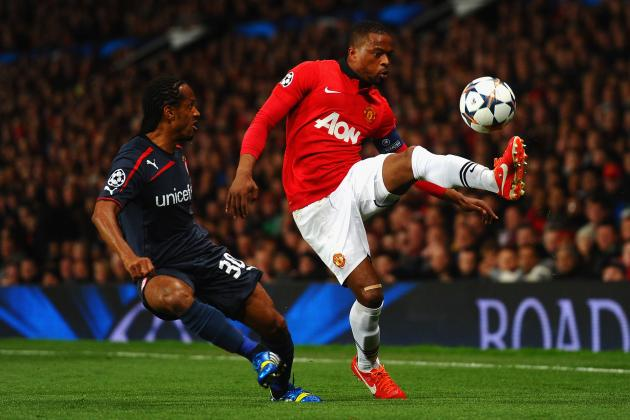 5 Left-Backs Manchester United Should Target to Replace Patrice Evra