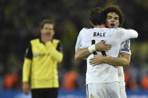 Borussia Dortmund vs. Real Madrid: 6 Things We Learned