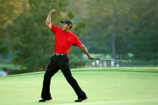 The 10 Most Thrilling Finishes in Masters History