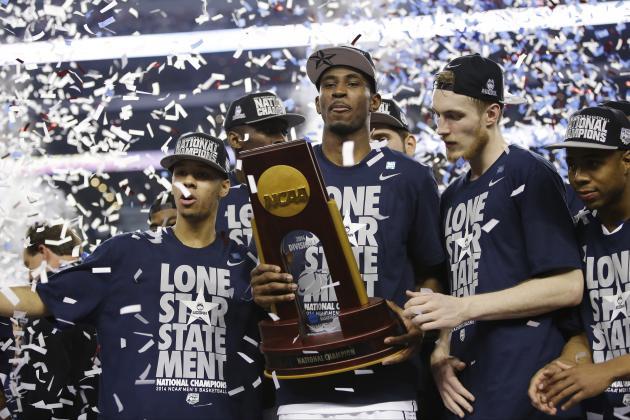 UConn Basketball: Final 2013-14 Grades After National Title Game Win