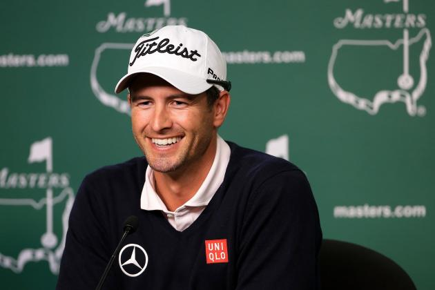 1 Red Flag for Each of World's Top 10 Players at 2014 Masters