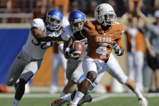 Texas Football: 4 Players Who Need to Turn It Around in Spring Practice