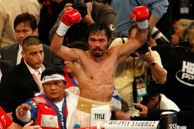 Top 5 Reasons Manny Pacquiao Will Beat Timothy Bradley
