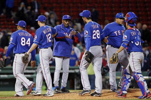 Early-Season Grades for Texas Rangers' Offseason Acquisitions