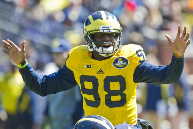 Michigan Football: Top Performers from the Michigan Spring Game
