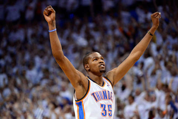 Kevin Durant's Top 10 Clutch Shots of His NBA Career so Far