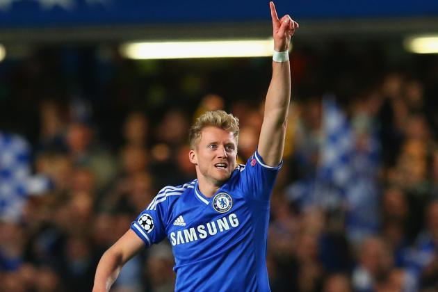 Andre Schurrle and 20 Underappreciated Champions League Figures This Season