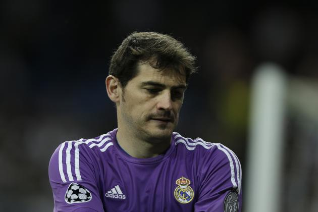 Winners and Losers from Champions League Last 8 2nd Leg:  Real Thank St Iker