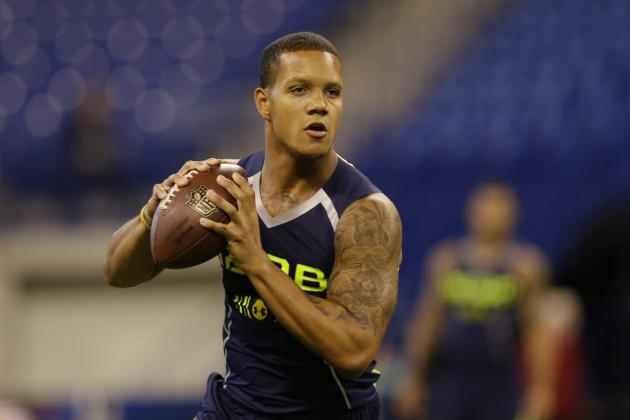2014 NFL Draft: 7 Quarterbacks Who Tumbled Down Draft Boards After Poor Seasons