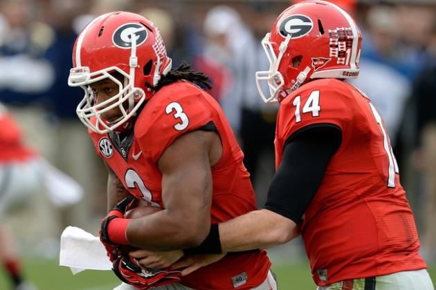 Georgia Football: 5 Players to Watch in Bulldogs' Spring Game