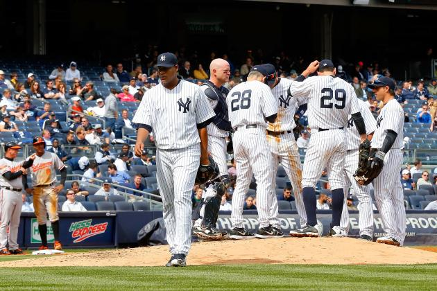 Playing Patience or Panic on New York Yankees' 5 Worst Early Slumps