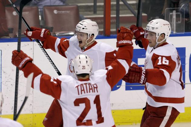 The 5 Most Impressive Scoring Seasons in Detroit Red Wings History