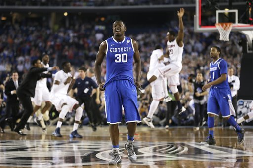 Kentucky Basketball: Wildcats' Blueprint to Get Back to National Title Game