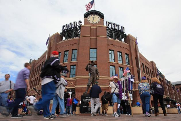 Ranking MLB's Most Hitter-Friendly Ballparks, by the Numbers