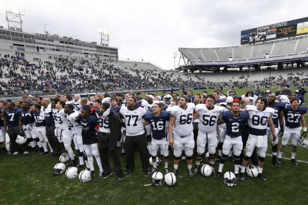 Penn State Football: Complete Spring Game Preview