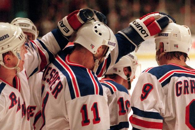 The 5 Most Impressive Scoring Seasons in New York Rangers History