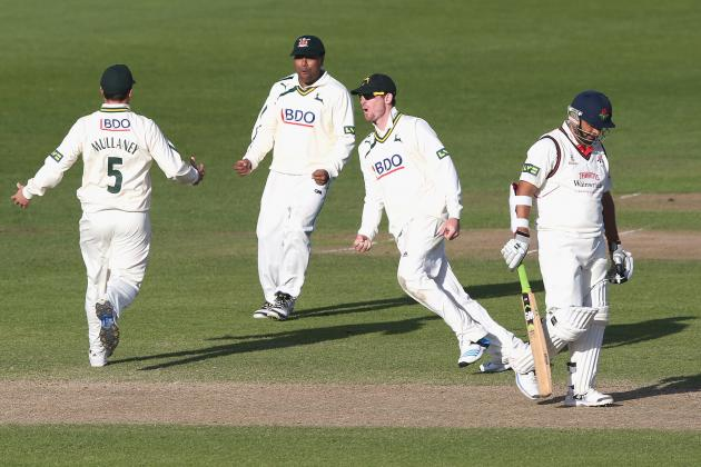 County Championship 2014: Round 1 Team of the Week