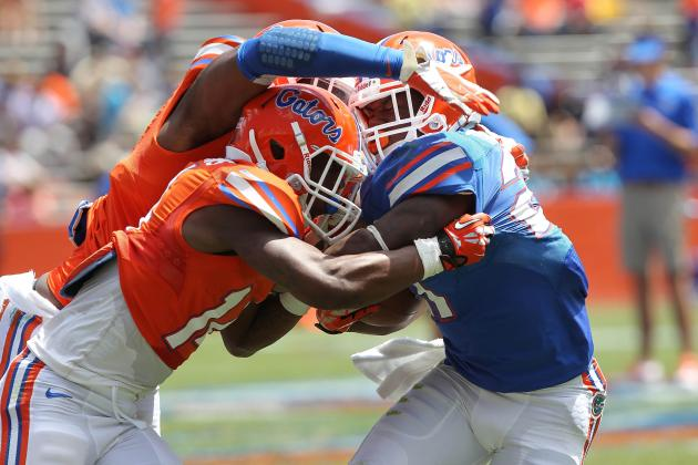 Florida Gators Football: Complete Spring Game Preview