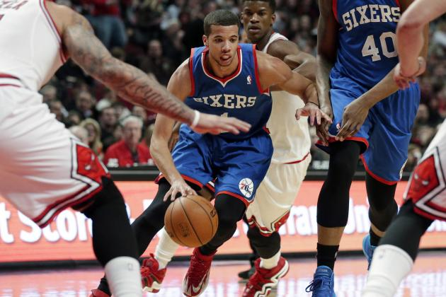 Michael Carter-Williams' Greatest Rookie Moments