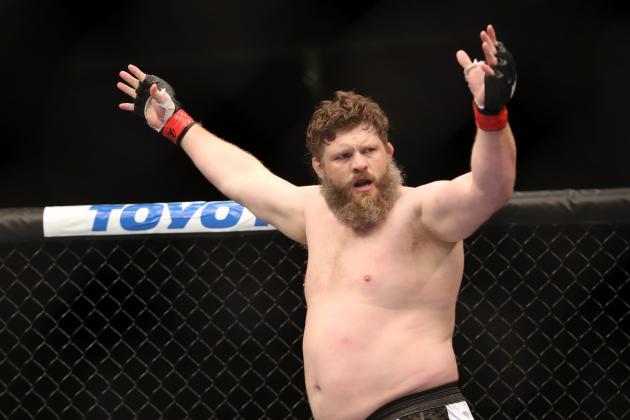UFC Fight Night 39: Bleacher Report Main Card Staff Picks