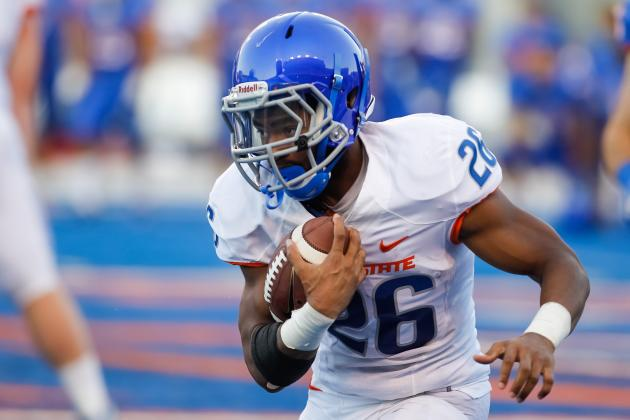 Boise State Football: 5 Players to Watch in Broncos' Spring Game
