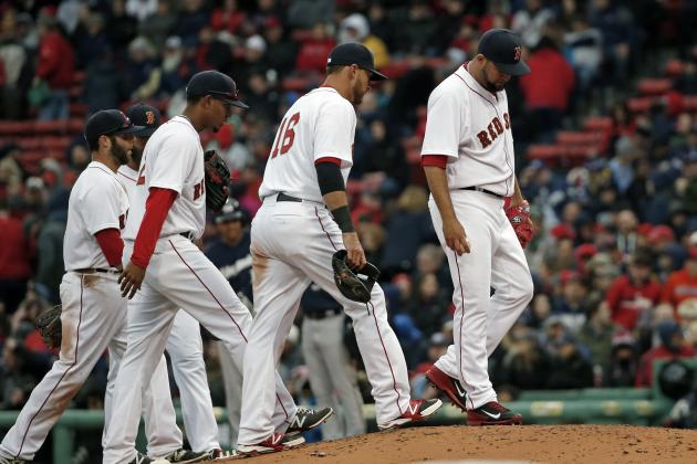 Playing Patience or Panic on the Boston Red Sox's 5 Worst Early Slumps