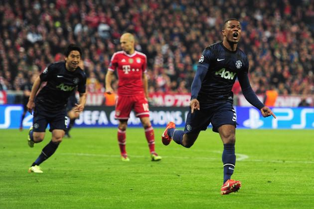 Patrice Evra vs. Bayern Munich and 20 Great Goals by Full Backs