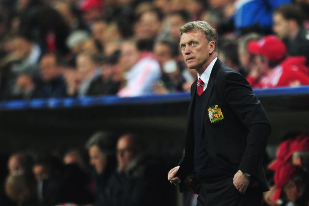 5 Reasons Why Manchester United Should Sack Their Manager Now