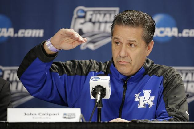 Kentucky Basketball: Offseason To-Do List for Wildcats