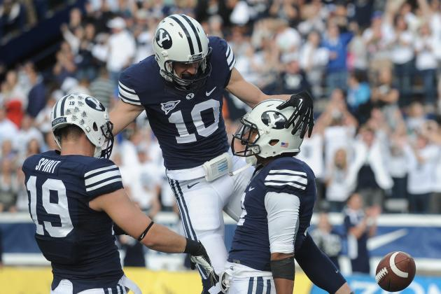 BYU Football: Who Will Emerge as Cougars' Top Receiver?