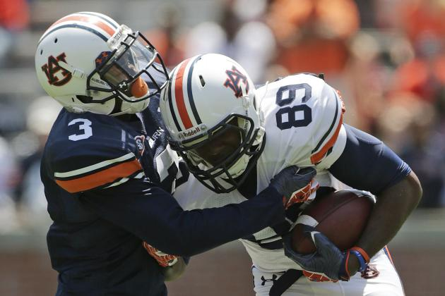 Auburn Football: Complete Spring Game Preview