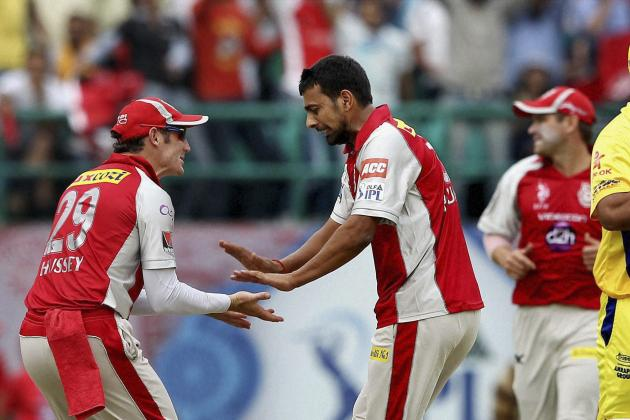 Kings XI Punjab 2014: Squad, Auction Deals, Captain, Probable Team