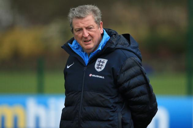 Predicting the England Squad 60 Days from the 2014 World Cup
