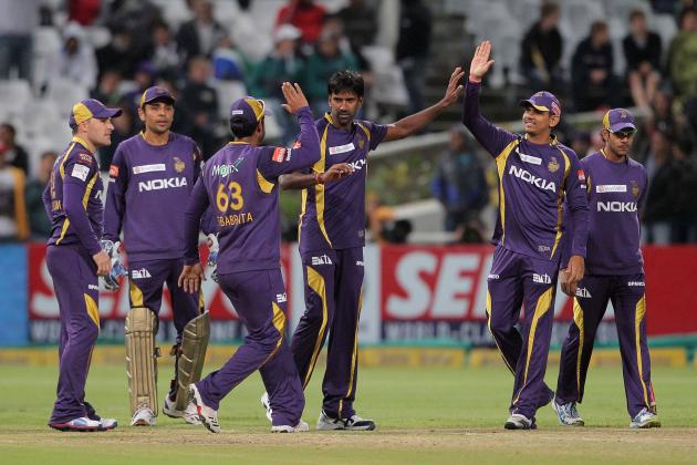 Kolkata Knight Riders 2014: Squad, Auction Deals, Captain, Probable Team