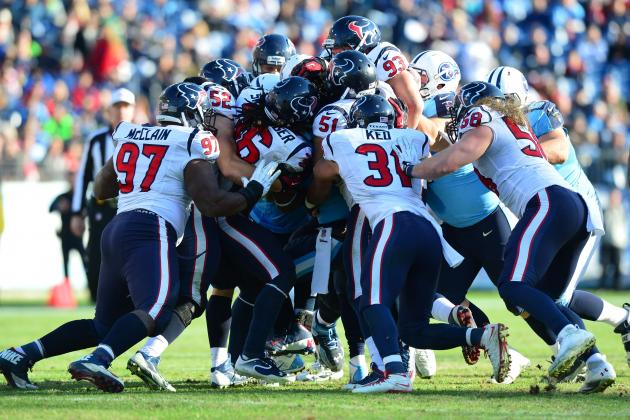 Houston Texans Schedule 2014: Win-Loss Predictions for Every Game