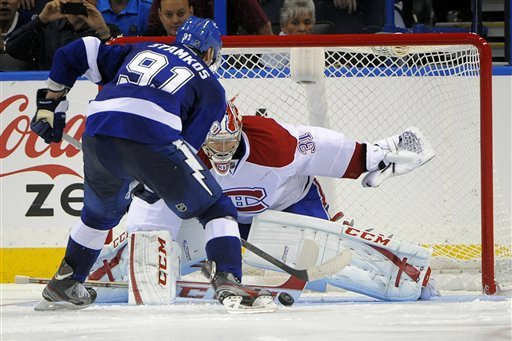 Canadiens vs. Lightning: Preview and Prediction for NHL Playoffs 2014 Matchup