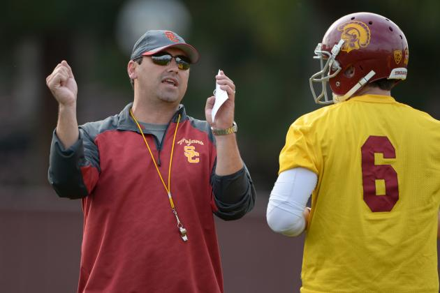 USC Football: 5 Ways Trojans Will Flourish in Steve Sarkisian's Offense