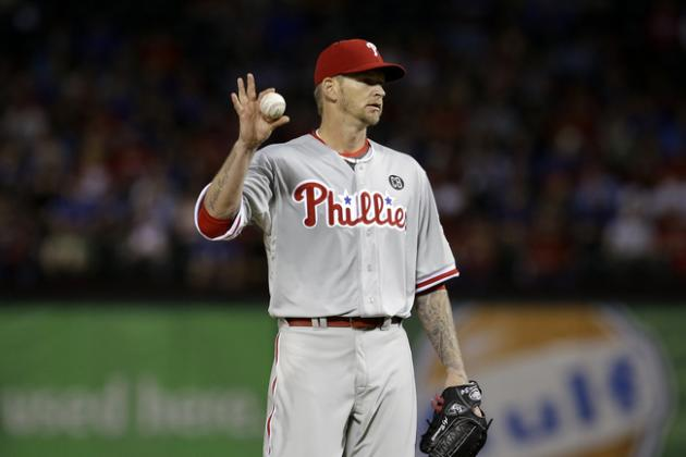 Early-Season Grades for Philadelphia Phillies' Offseason Acquisitions