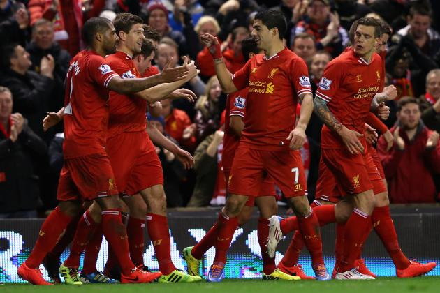 Premier League Preview: How Liverpool Will Line Up Against Manchester City