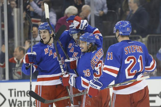 The 3 New York Rangers with the Brightest Future