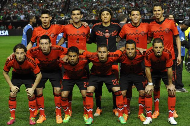 Predicting the Mexico Squad 60 Days from the 2014 World Cup