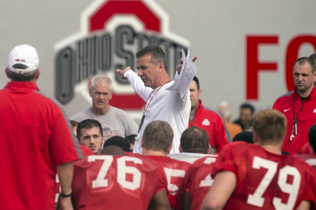 Top Recruits Visiting Ohio State Buckeyes' 2014 Spring Game Weekend