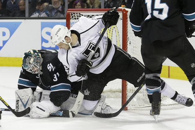 Kings vs. Sharks: Preview and Prediction for NHL Playoffs 2014 Matchup